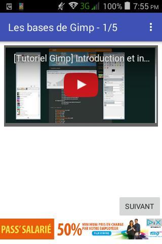 Les Bases De Gimp For Android Apk Download