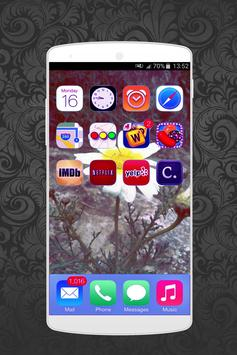 New Launcher Theme for iphone 7 screenshot 4