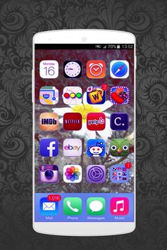 New Launcher Theme for iphone 7 screenshot 6
