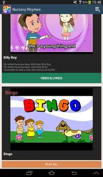 Nursery Rhymes screenshot 6
