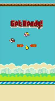Flappy Advanced: Bird Battle poster