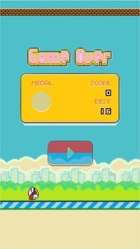 Flappy Advanced: Bird Battle screenshot 1