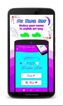Name Art Focus & Filter screenshot 1