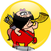 Daily Cartoon017 LWP & Clock icon