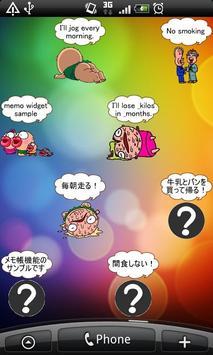 Daily Cartoon017 LWP & Clock apk screenshot