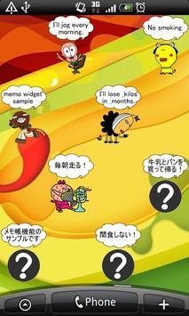Daily Cartoon012 LWP & Clock apk screenshot