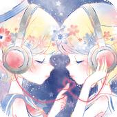 Wallpaper Flowery Kiss icon