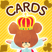 Card Playing the bears' school icon