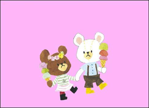 Card Playing the bears' school apk screenshot