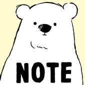 Sticky Note Shirokuma-Days icon