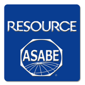 ASABE's Resource Magazine icon