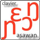 Clavier Asawan APK