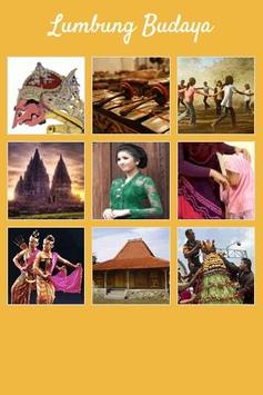 Lumbung Budaya Jogja poster