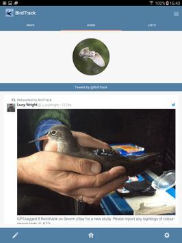 BirdTrack apk screenshot