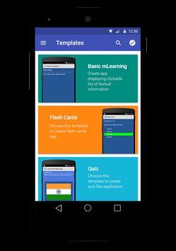 BuildmLearn Toolkit screenshot 2