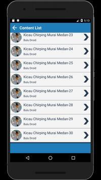 Kumpulan Chirping Murai Batu Medan Terlengkap apk screenshot