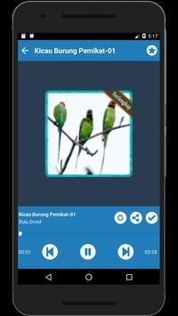 Kumpulan Kicau Burung Untuk Memikat Terlengkap apk screenshot