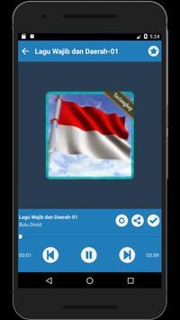 Kumpulan Lagu Wajib Nasional dan Daerah Terlengkap apk screenshot