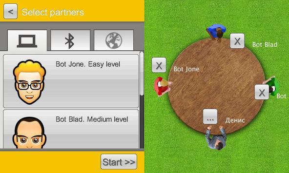 Dominoes Dominoid Lite apk screenshot