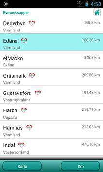 Bymacksappen apk screenshot