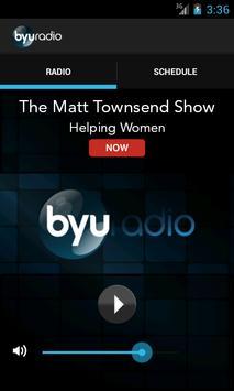 BYUradio poster