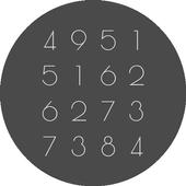 Числа - игра головоломка icon
