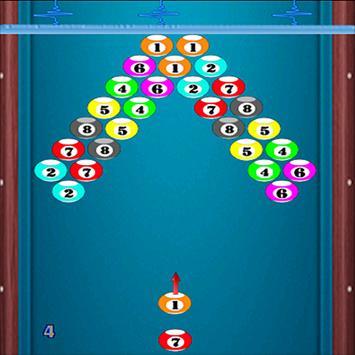 puzzle bubble 8ball shooter apk screenshot