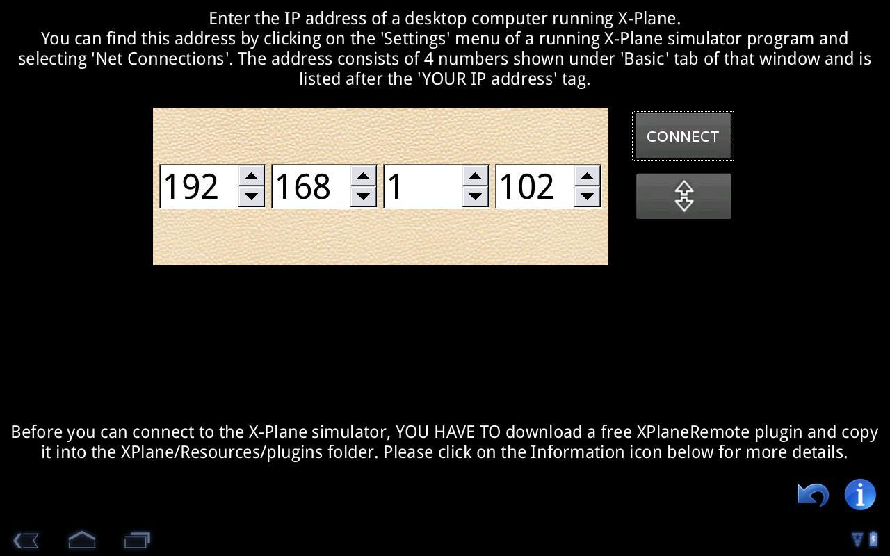 Flight Sim Remote Panel for Android - APK Download