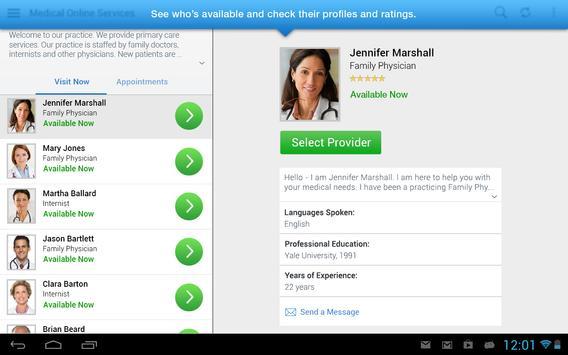 BayCare Anywhere apk screenshot
