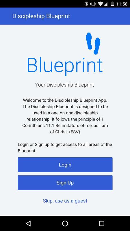 Discipleship blueprint descarga apk gratis estilo de vida discipleship blueprint poster discipleship malvernweather Images