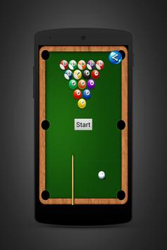 Pool Shooter apk screenshot