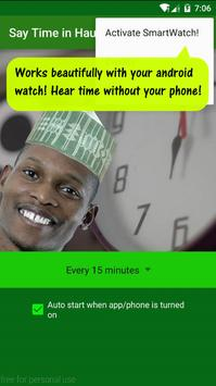 Say time in Hausa (FREE) screenshot 3