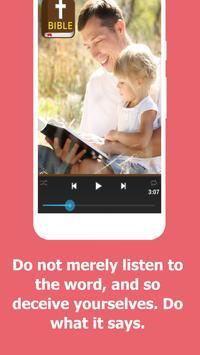 Bible KJV screenshot 4