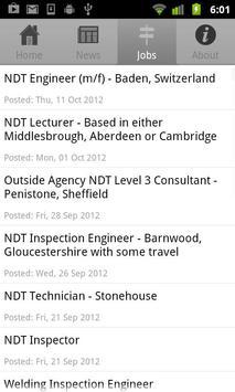 NDT News apk screenshot