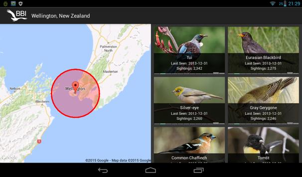 World Bird Guide screenshot 8