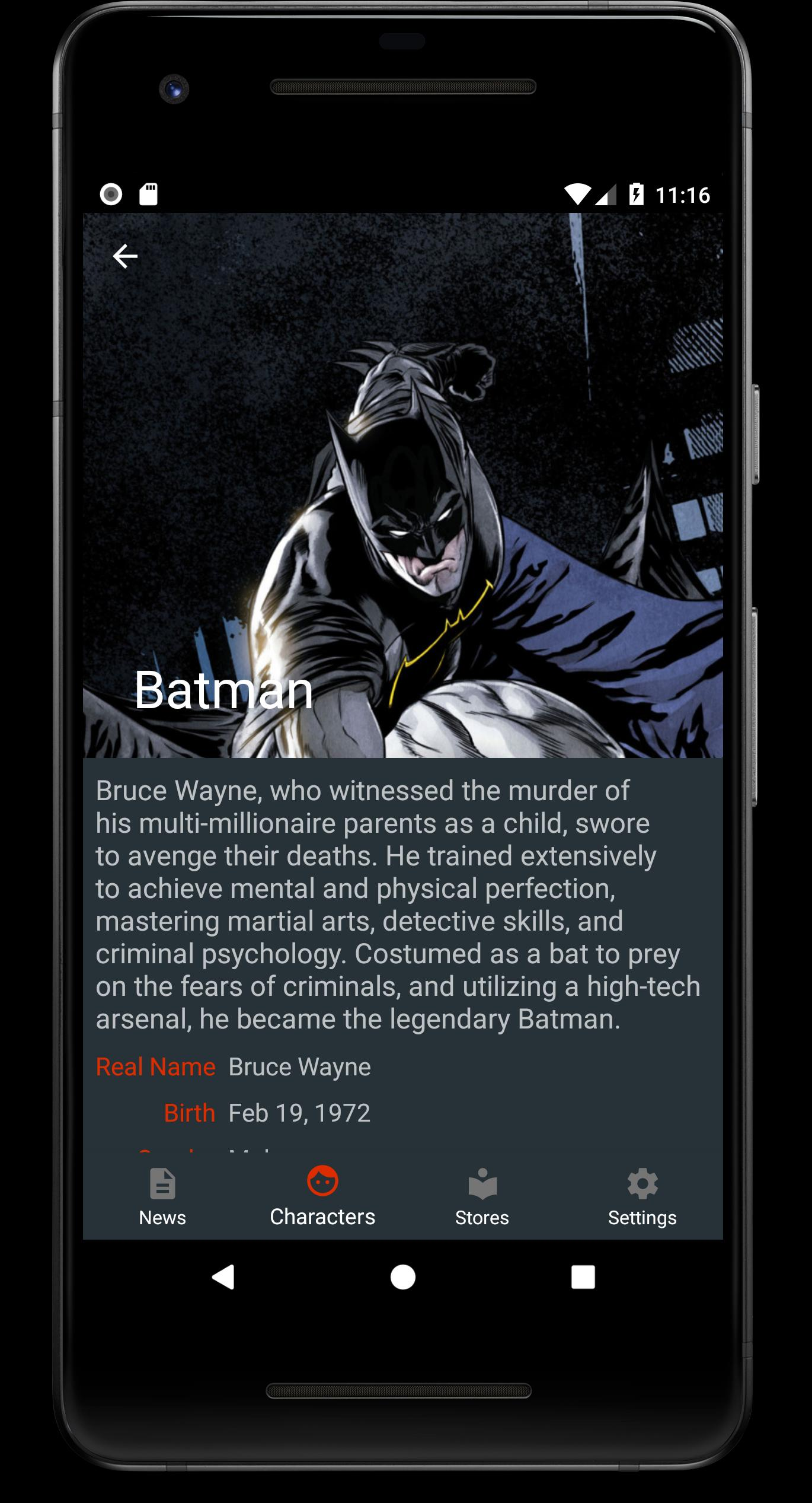 Comicsand for Android - APK Download