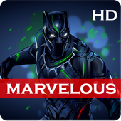 The Black Panther Wallpapers HD icon