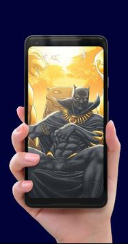 The Black Panther Wallpapers HD poster
