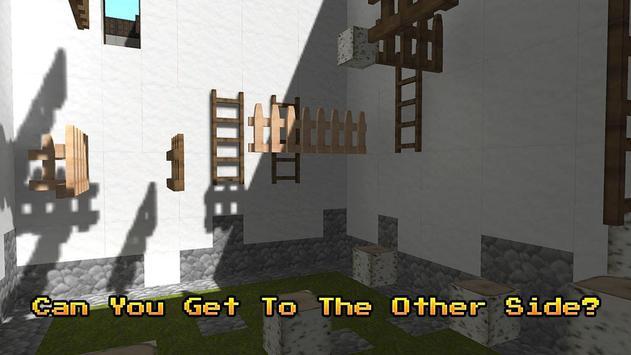 Parkour Cube screenshot 1