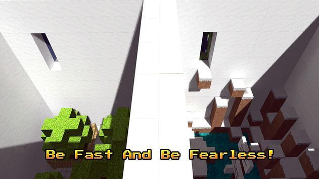 Parkour Cube screenshot 3