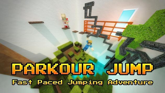 Parkour Jump poster