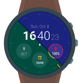 Material Style Watch Face (Unreleased) icon