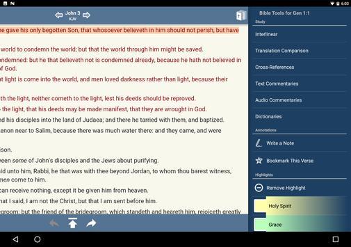 Blue Letter Bible screenshot 16