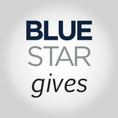 Blue Star Gives icon