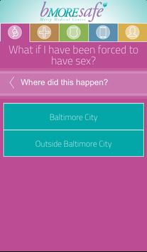 bMOREsafe apk screenshot