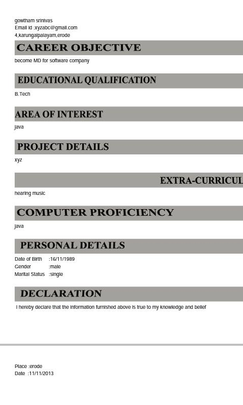 AUTO RESUME GENERATOR APK Download - Free Education APP for Android ...
