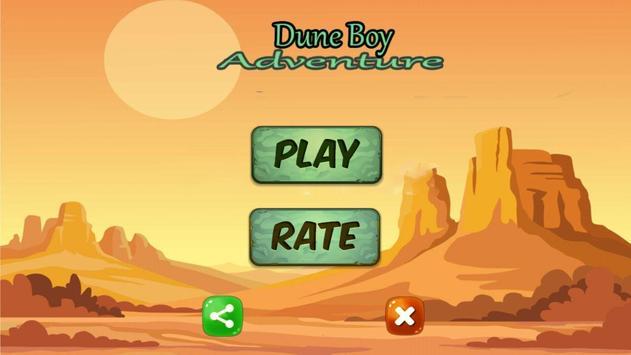 Dune Boy Adventure poster