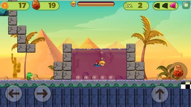 Dune Boy Adventure screenshot 2