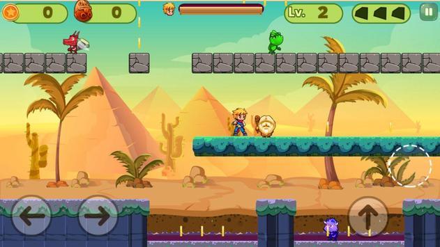 Dune Boy Adventure screenshot 3