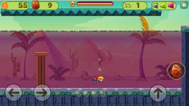 Dune Boy Adventure screenshot 4
